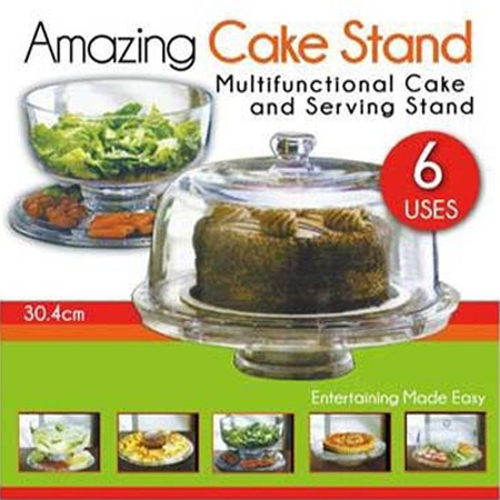 6 in 1 Amazing Cake Stand HK-2537  sc 1 st  Hiking Industry Co.Ltd & 6 in 1 Amazing Cake Stand